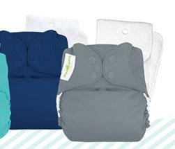 Get a free BumGenius cloth diaper