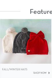 Fall/Winter Hats