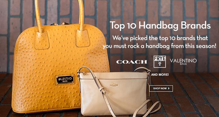 Top 10 Handbag Brands