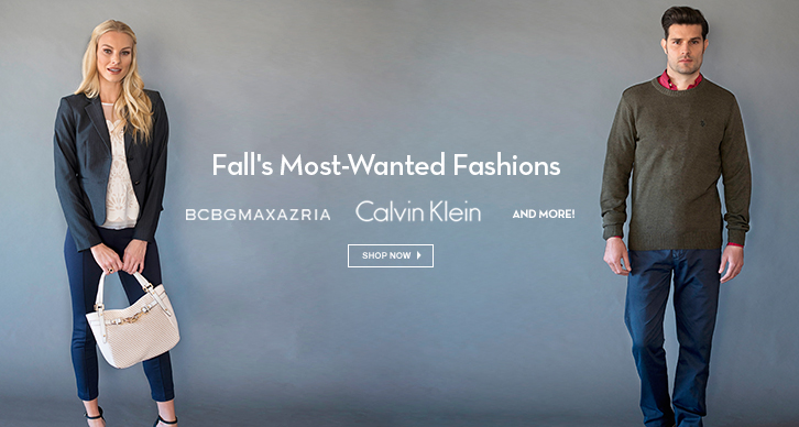Fall's Most-Wanted Fashions