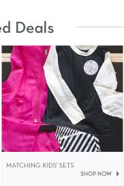 Kids' Matching Sets