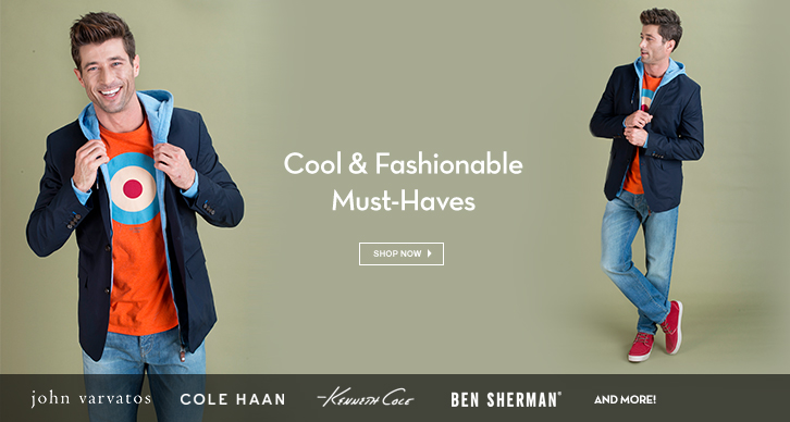 Cool & Fashionable Must-Haves