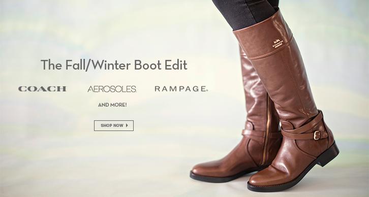 Fall Women's Boots