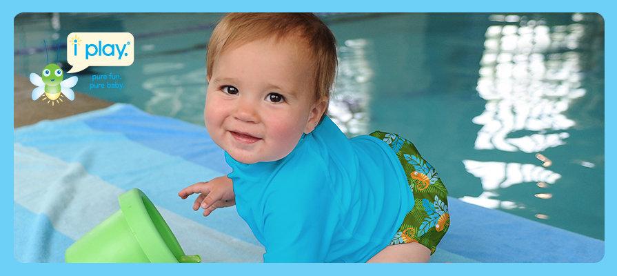 i play. Swim Diaper