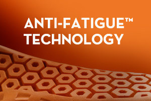Anti-Fatigue Technology Comfort System