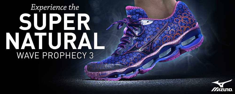 Mizuno Women's Wave Prophecy 3 Running Shoe