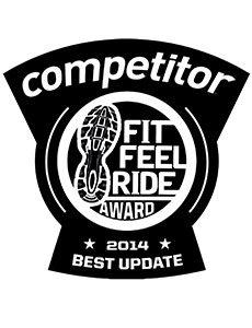 Mizuno Women's Wave Rider 17 Running Shoe Fit Feel Ride Award