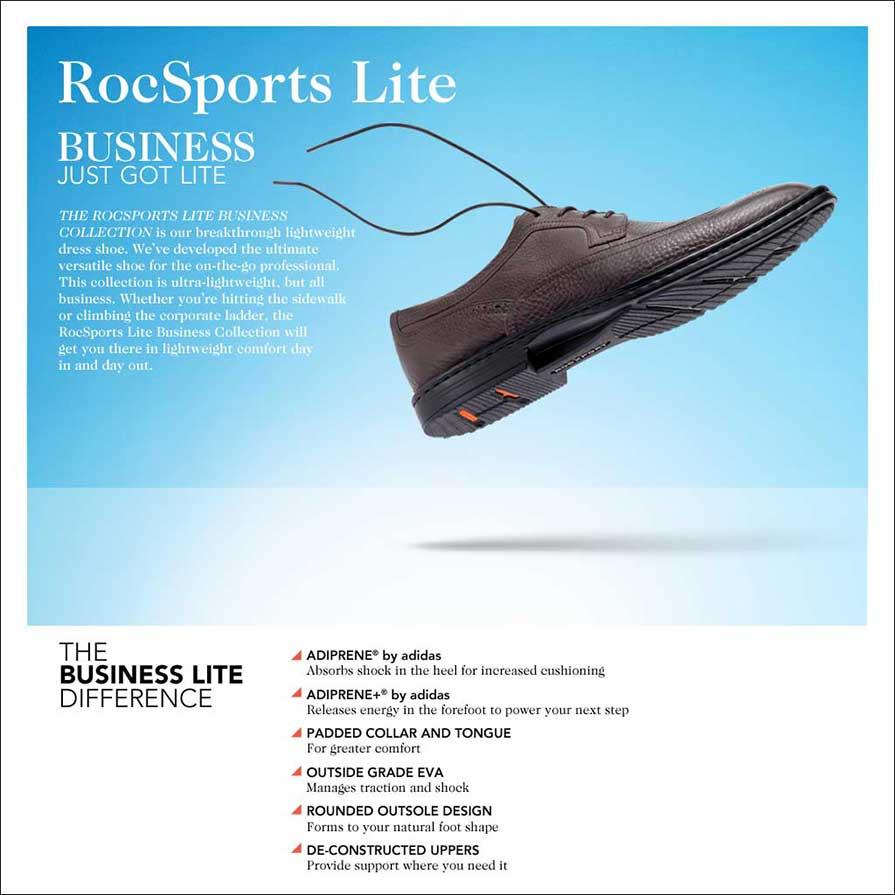 Rockport Men's Rocsports Lite Business Moc Oxford