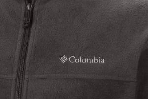 Columbia Steens Fleece Detail