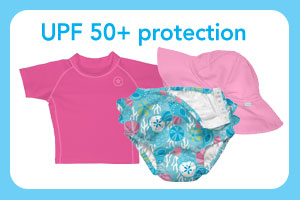 UPF 50+ Protection