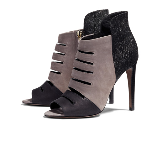 Cut-Out Boot