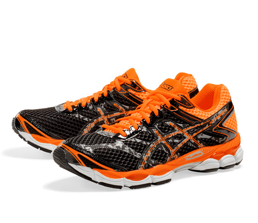 High-Visibility Running Shoes