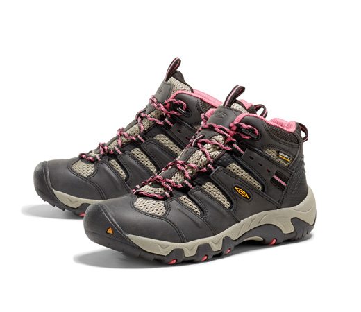 Mid-Height Outdoor Boots