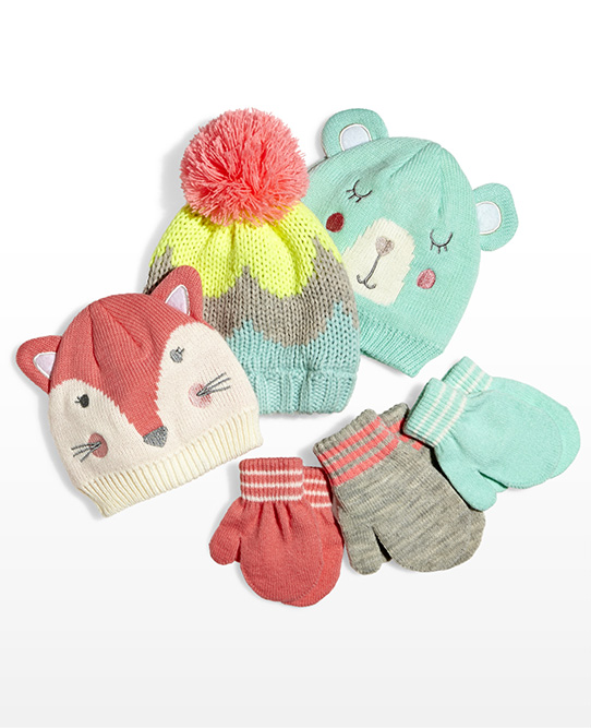 HATS, GLOVES & MORE