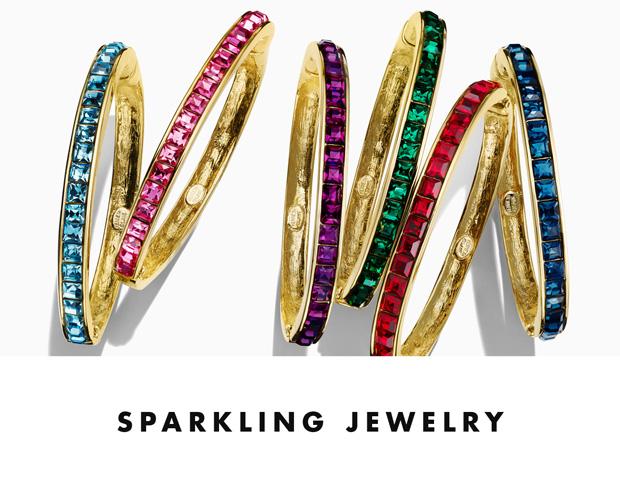Sparkling Jewelry