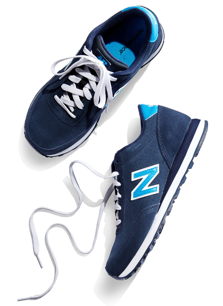 New Balance classic running shoes