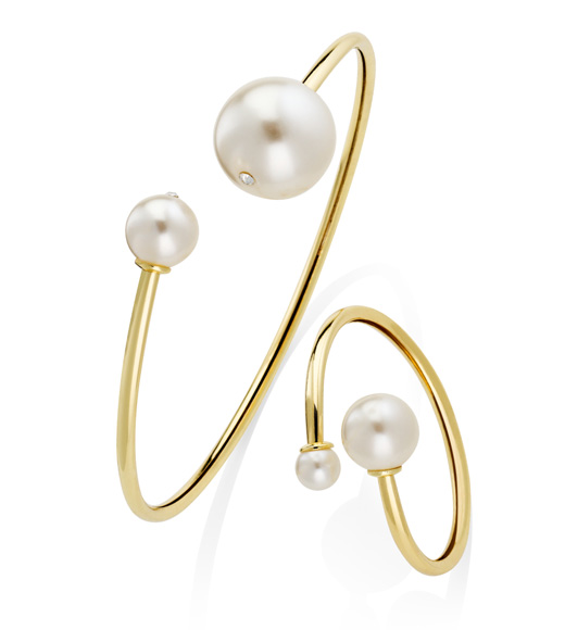 New + Now: Pearl Jewelry