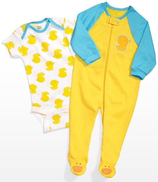 Unisex Baby Clothing