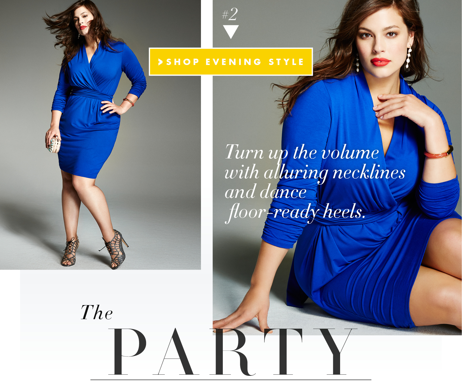 Ashley Graham's Party Style