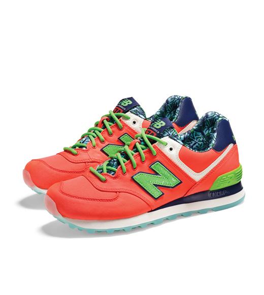 Retro Athletic Shoes
