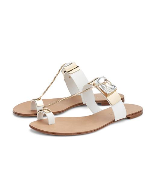 Contemporary & Designer: Flat Sandals