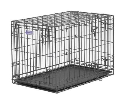 the midwest select tripledoor dog crate provides ultimate convenience for you and your pet select comes to you equipped with three easily removable - Midwest Crates