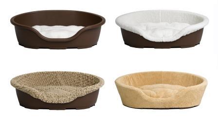 Perla Dog Bed Sizes