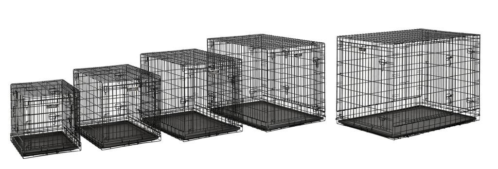 Midwest Ultima Pro Series Dog Crate 31 Inches By 22 Inches