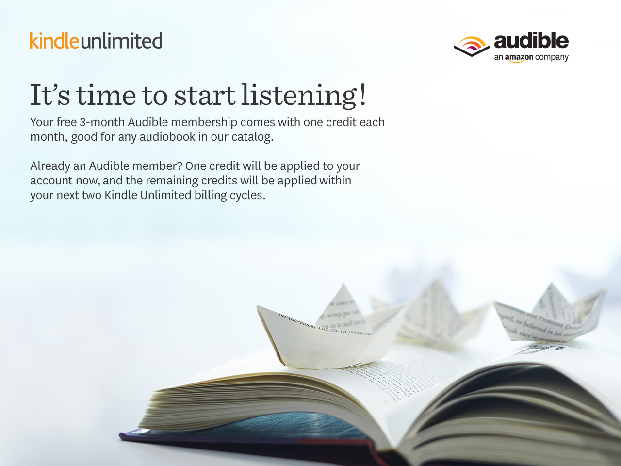 Audible Account