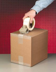 Box Sealing with Scotch 8959 Tape Roll