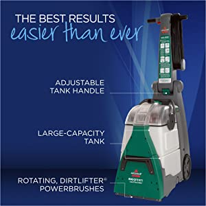 Amazon Com Bissell Big Green Deep Cleaning Machine