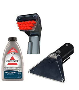 bissell ready dry carpet cleaner instructions