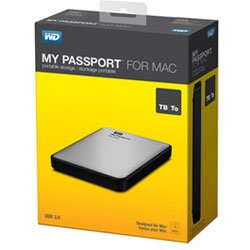 WD My Passport for Mac box