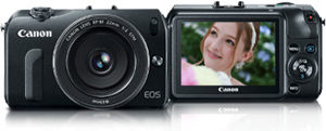 Canon EOS M Digital Camera on Amazon.com