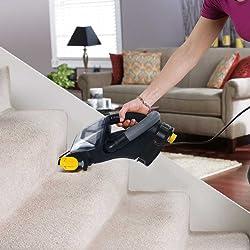 41A CarpetedStairs. SL250  Eureka RapidClean Step Handheld Vacuum, 41A