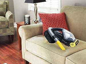 Amazon.com - Eureka RapidClean Step Handheld Corded Vacuum, 41A