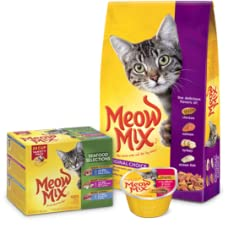 Meow Mix Cat Foods