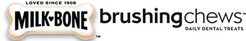 Milk Bone Brushing Chews Logo
