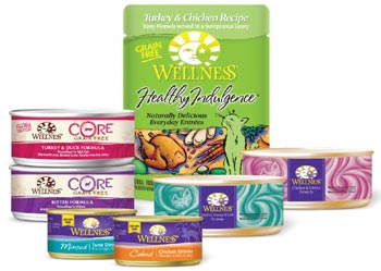 Wellness Cat Food Products