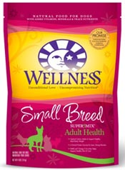 Wellness Small Breed Adult Health Recipe