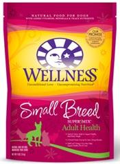 Wellness Small Breed Adult Health Recipe