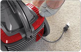 Hoover Zen Whisper - 21 Inch Auto Cord Rewind