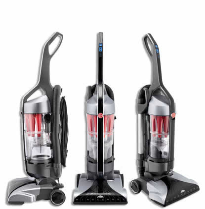 Hoover WindTunnel Max Multi-Cyclonic Bagless Upright Vacuum