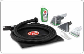 Hoover Power Scrub Deluxe Carpet Washer - Included Tools