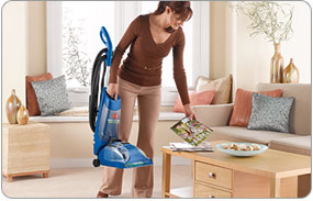 Hoover Quick and Light - Compact Convenience