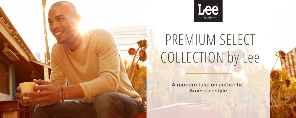 Premium Select Classic Fit Straight Jean