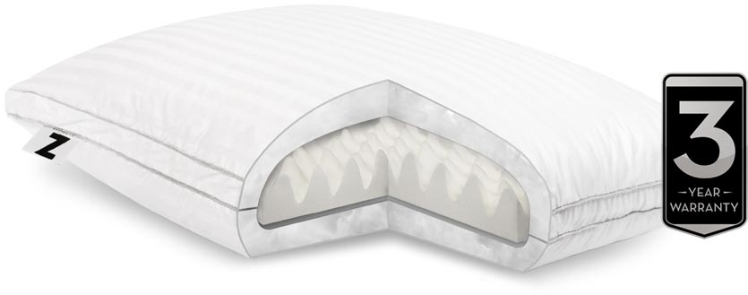 Convolution Pillow By Z Linenspa