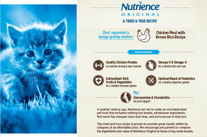Nutrience Original Cat