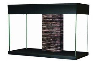 Hagen Fluval Accent Glass Aquarium, 25-Gallon