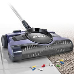 Shark 13 Quot Cordless Bare Floor Carpet Sweeper Vacuum Low